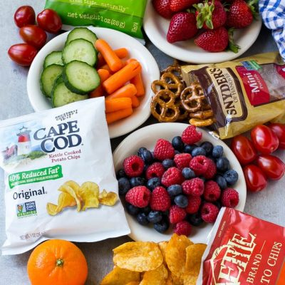 Back to School Snacking Made Easy
