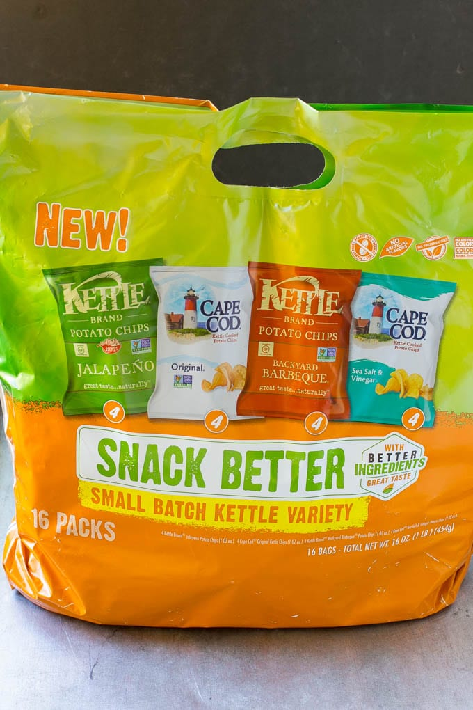 With school back in session, life is busier than ever before! I'm sharing the ways that I keep my kids fueled for school and activities with quick and easy snack options.