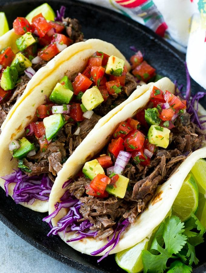Barbacoa Beef (Slow Cooker)