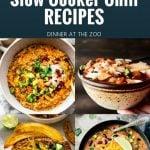 75 Amazingly Delicious Slow Cooker Chili Recipes