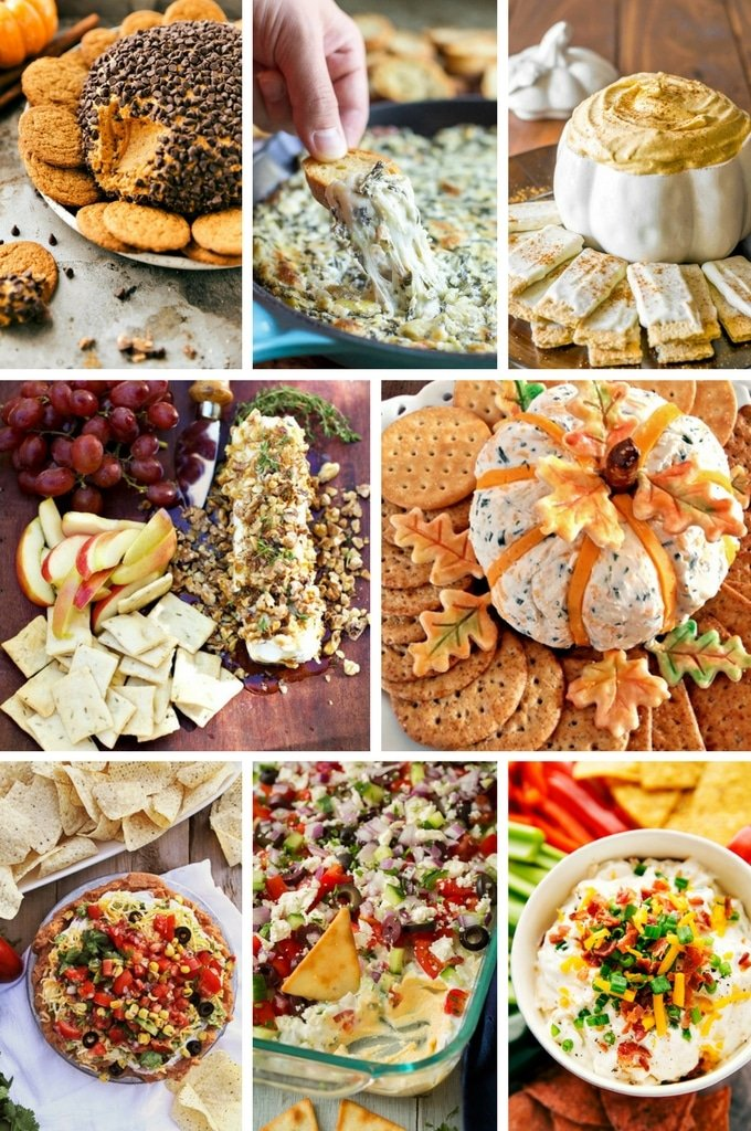 30 Thanksgiving Appetizer Recipes