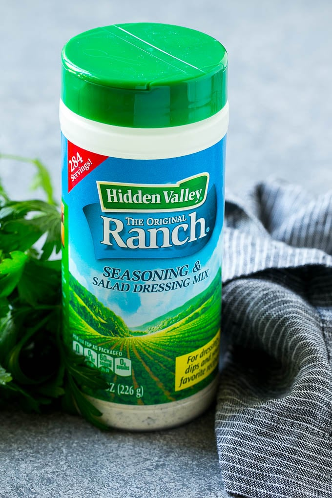Hidden Valley Ranch Seasoning