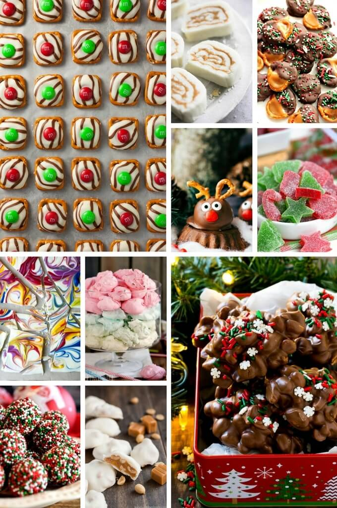 christmas candy recipes including divinity and peanut clusters - Candy Recipes For Christmas