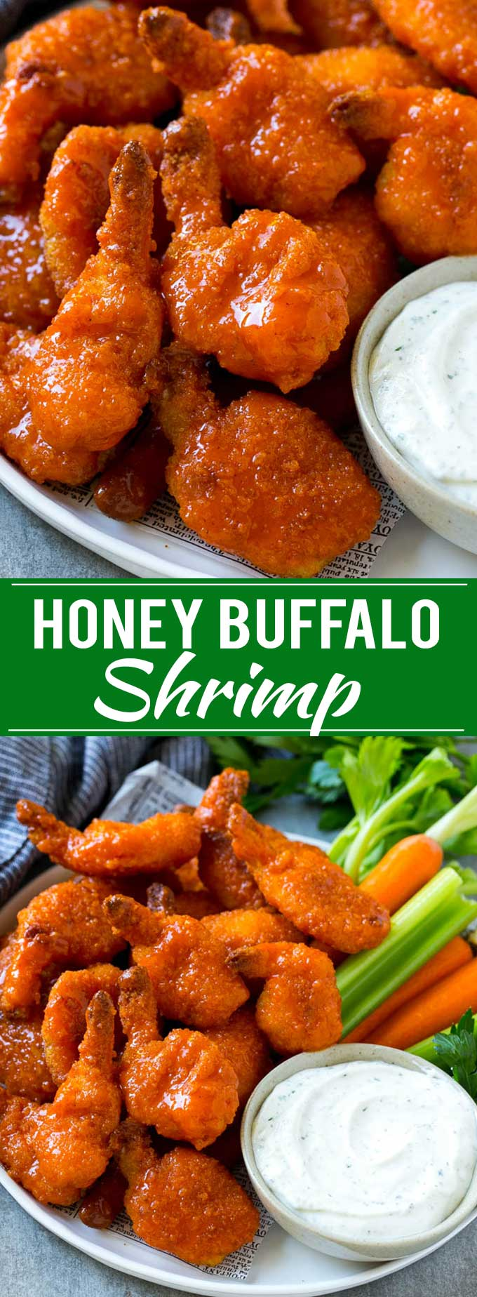 Buffalo Shrimp Recipe | Crispy Buffalo Shrimp | Fried Shrimp | Shrimp Appetizer