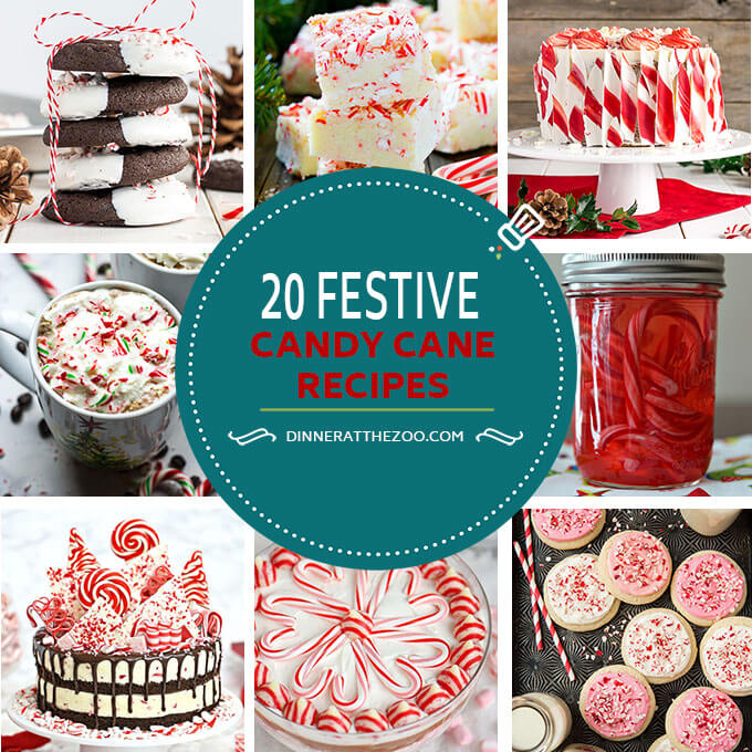 20 Festive Candy Cane Recipes