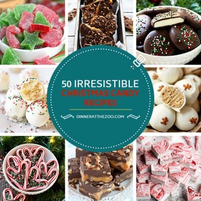 50 Irresistible Christmas Candy Recipes