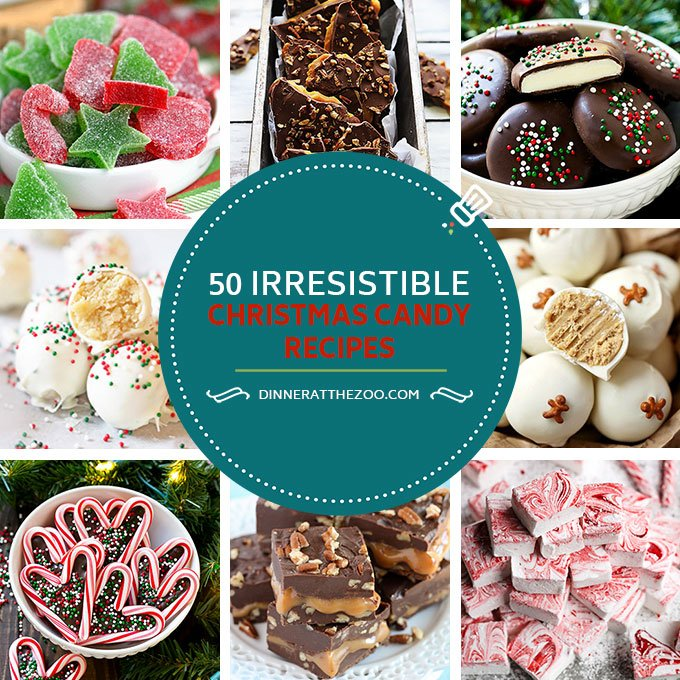 these christmas candy recipes are perfect for gift giving and holiday parties from chocolate delights - Candy Recipes For Christmas
