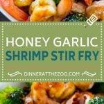 Honey Garlic Shrimp Stir Fry Recipe | Shrimp and Broccoli | Shrimp and Broccoli Stir Fry | Shrimp Stir Fry | Healthy Shrimp Recipe
