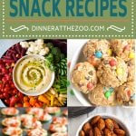 52 Healthy Snack Recipes