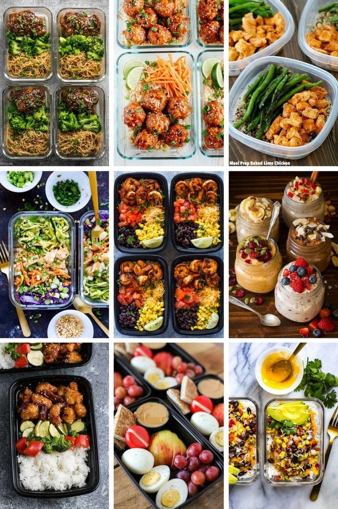 36 Easy Meal Prep Recipes Dinner At The Zoo