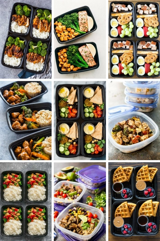 36 easy meal prep recipes dinner at the zoo meal prep recipes are a great way to encourage healthy eating forumfinder Images
