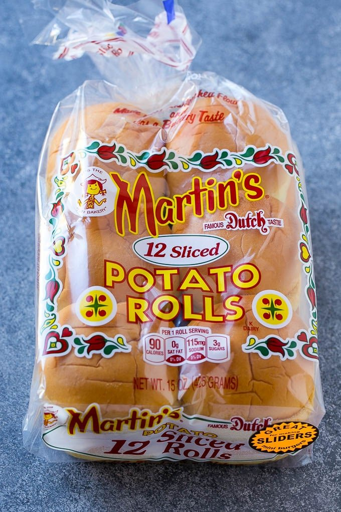 Martin's 12 Sliced Potato Rolls