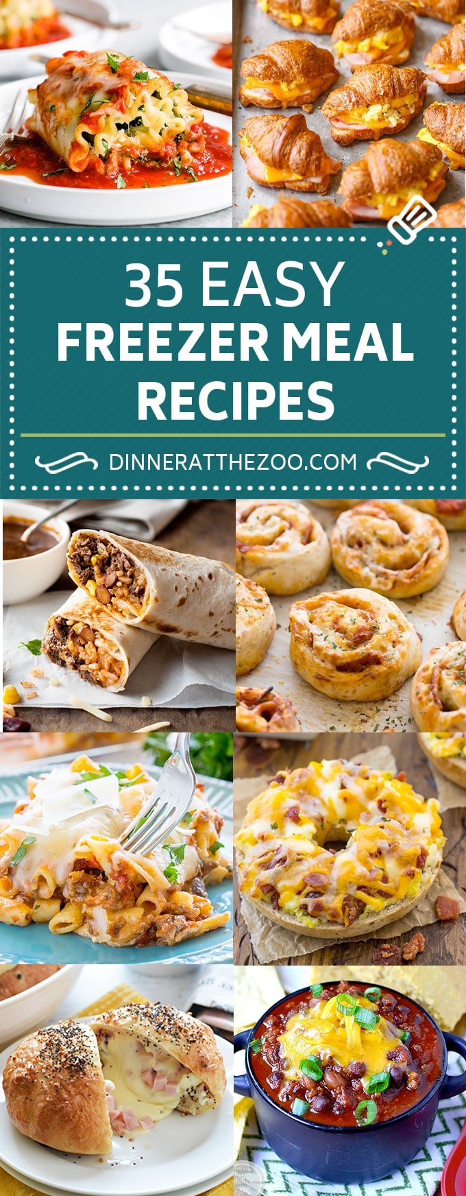 freezer recipes easy and convenient recipes to save time money and your health the easy recipe book 43