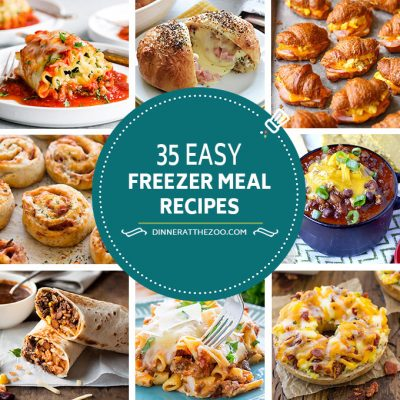 35 Easy Freezer Meal Recipes