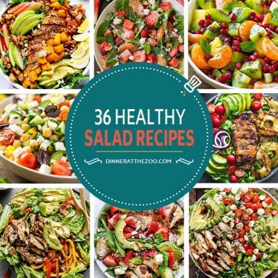 36 Healthy Salad Recipes