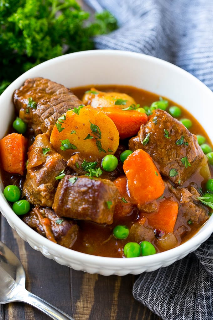 crock pot beef stew recipes with potatoes