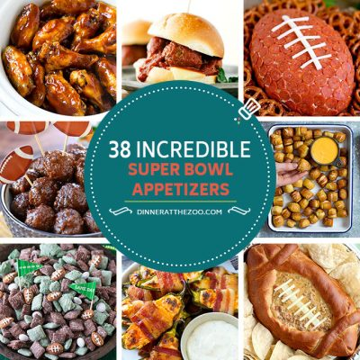 45 Incredible Super Bowl Appetizer Recipes