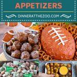 38 Super Bowl Appetizer Recipes