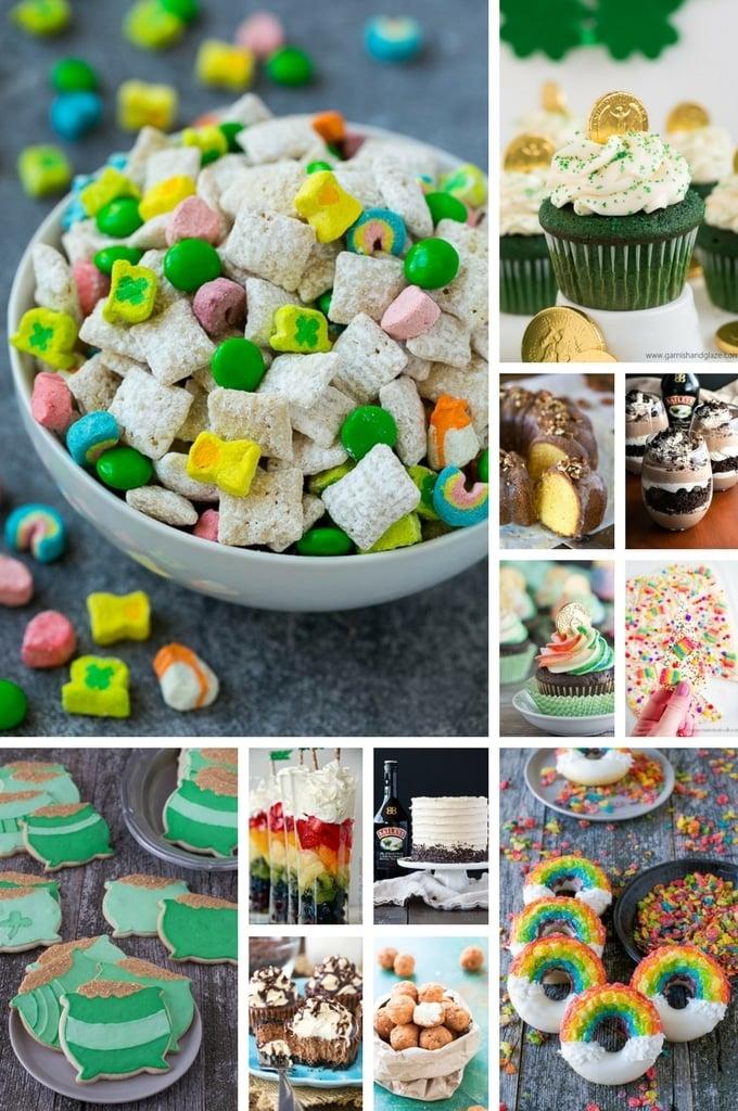 St. Patrick's Day Recipes Desserts