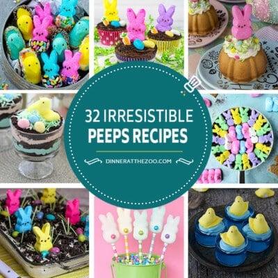 32 Irresistible Peeps Recipes