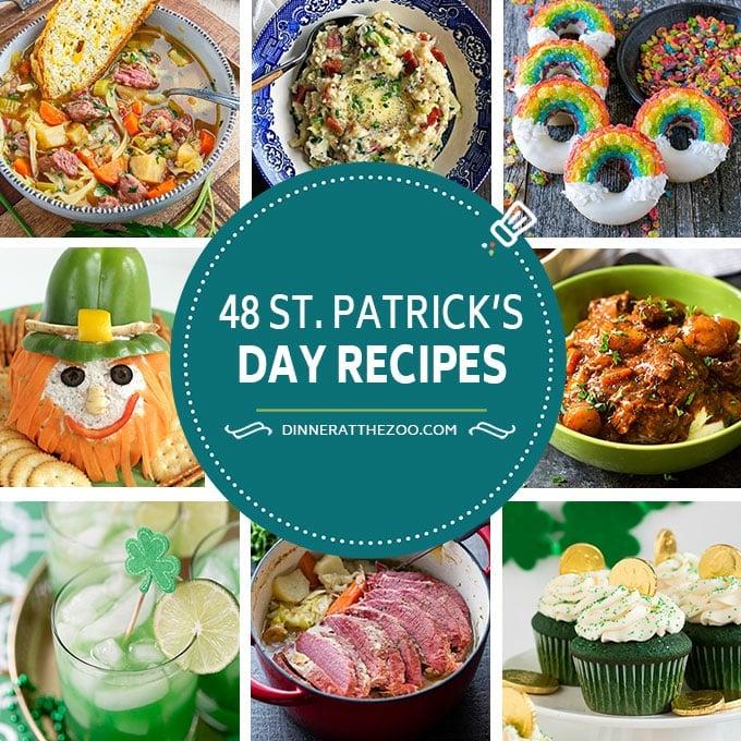 48 St. Patrick's Day Recipes