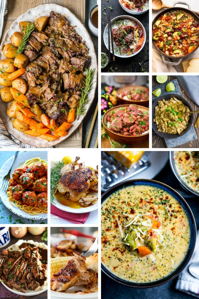 50 Instant Pot Recipes Dinner At The Zoo