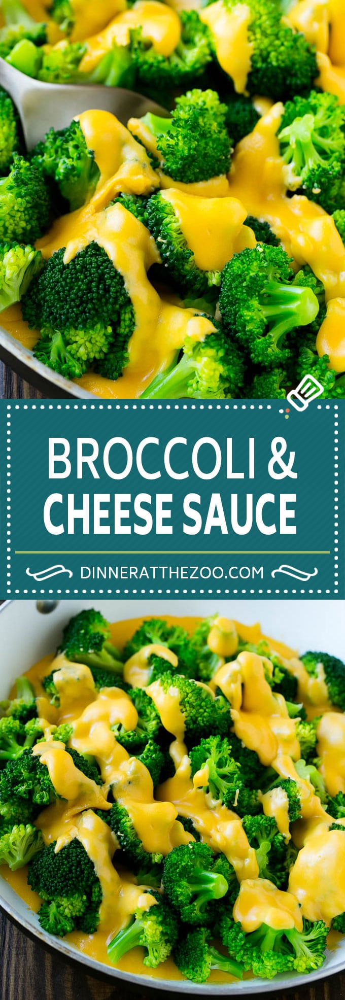 Broccoli with Cheese Sauce Recipe | Homemade Cheese Sauce | Broccoli Side Dish #broccoli #cheese #lowcarb #sidedish #dinneratthezoo