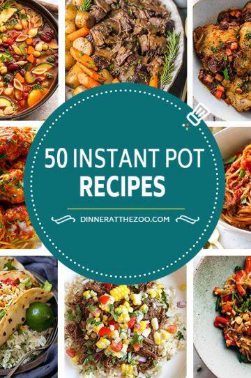 50 Instant Pot Recipes