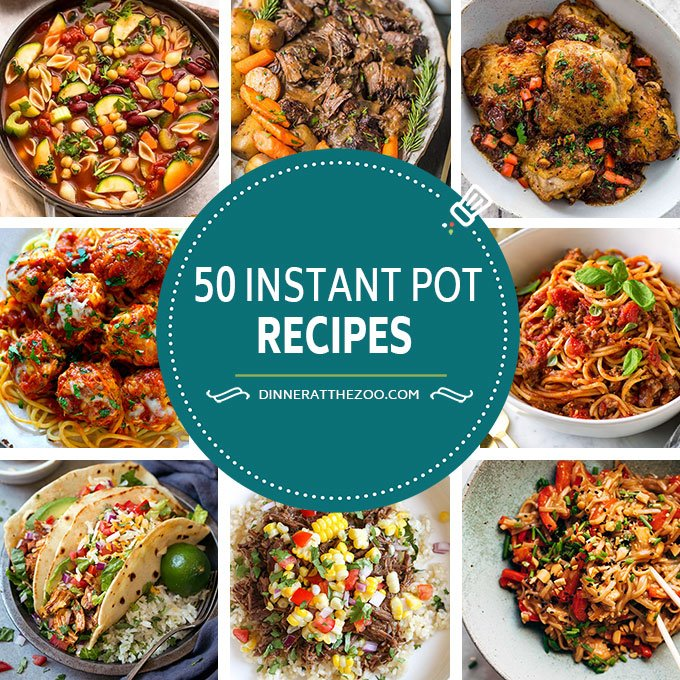 50 Instant Pot Recipes