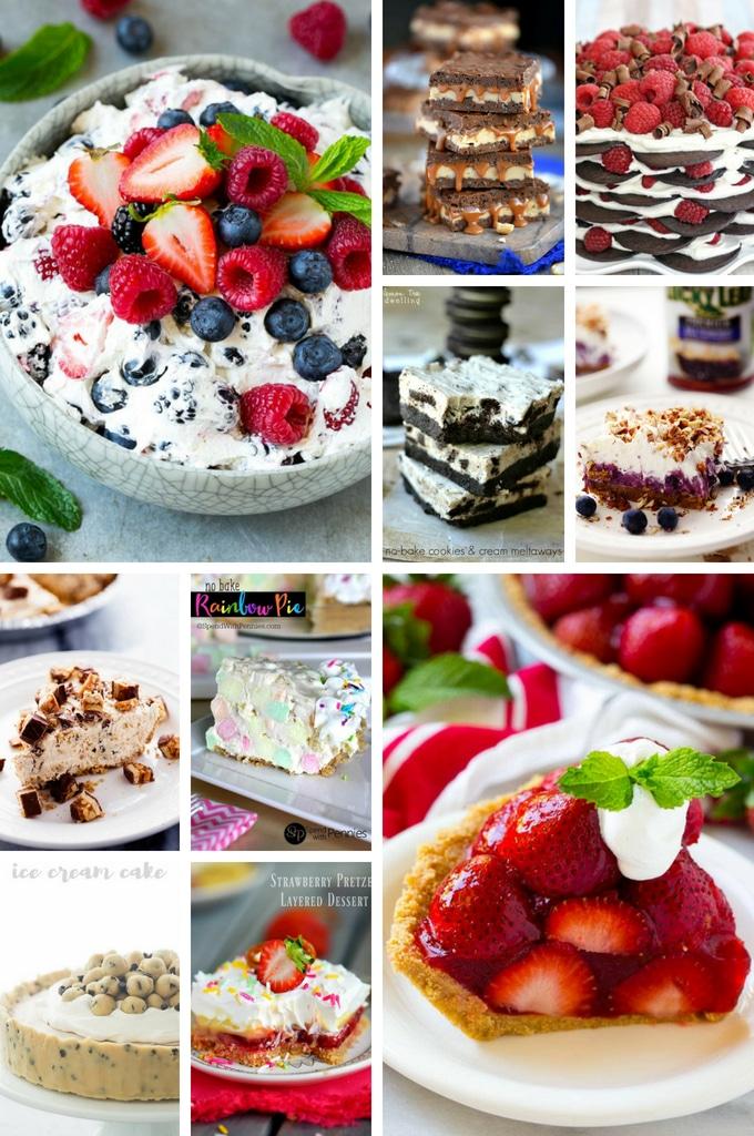 Summer Dessert recipes