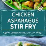 Chicken and Asparagus Stir Fry | Chicken Stir Fry | Easy Stir Fry | Asparagus Recipe #asparagus #chicken #stirfry #healthy
