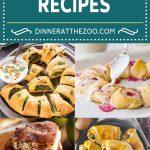 Crescent Roll Recipes | Crescent Roll Appetizers | Crescent Roll Desserts | Crescent Roll Meals