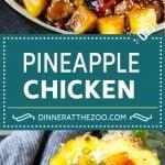 Pineapple Chicken | Hawaiian Chicken | Chicken Stir Fry