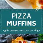 Pizza Muffins Recipe | Pizza Bites | Pizza Cups | Pizza Appetizer