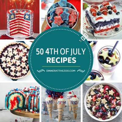 50 4th of July Recipes