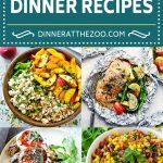 Summer Dinner Recipes   Foil Packet Recipes   Grilling Recipes #summer #dinner #recipes #dinneratthezoo