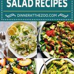 35 Summer Salad Recipes   Pasta Salad Recipes   Vegetable Salad Recipes   Potato Salad Recipes #salads #summer #recipe #dinneratthezoo
