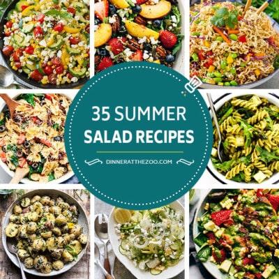 35 Summer Salad Recipes