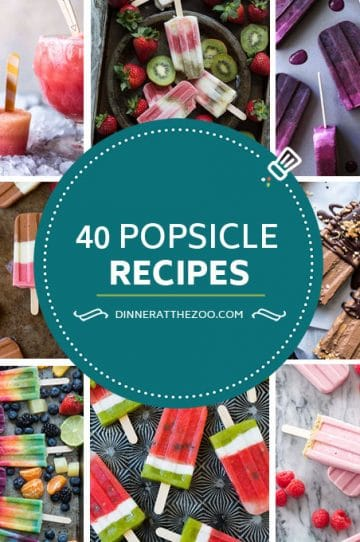 40 Popsicle Recipes