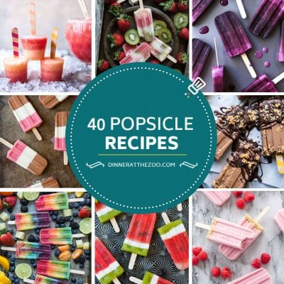 40 Refreshing Popsicle Recipes