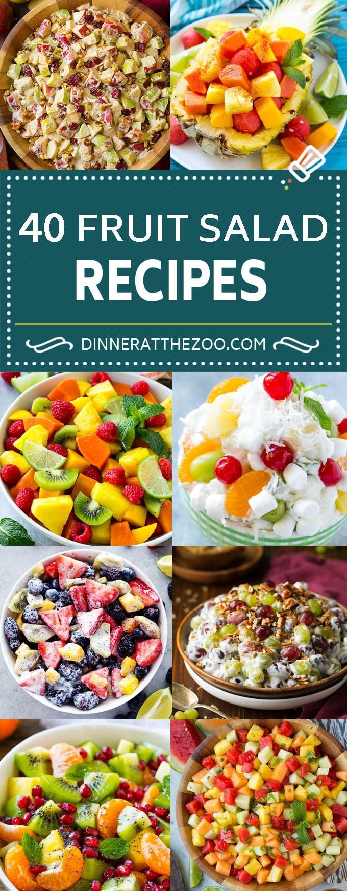 Fruit Salad Recipes | Creamy Fruit Salad | Easy Fruit Salad | Healthy Fruit Salad #fruit #salad #healthy #dinneratthezoo