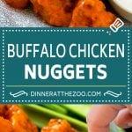 Buffalo Chicken Nuggets Recipe | Homemade Chicken Nuggets | Buffalo Chicken #buffalochicken #chickennuggets #spicy #chicken #dinneratthezoo