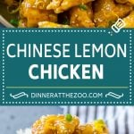 Chinese Lemon Chicken Recipe | Crispy Lemon Chicken | Chinese Food Recipe #lemon #chicken #chinesefood #dinner #dinneratthezoo