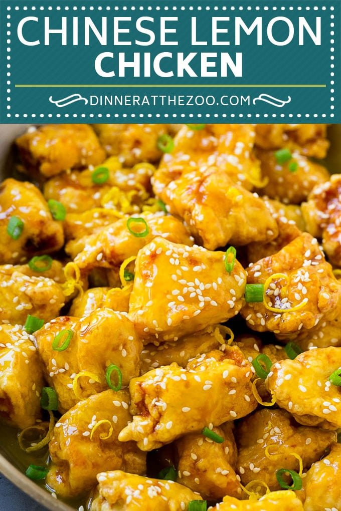 Chinese lemon chicken dinner at the zoo chinese lemon chicken recipe crispy lemon chicken chinese food recipe lemon chicken forumfinder Image collections