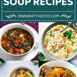 50 Slow Cooker Soup Recipes | Crock Pot Soup Recipes | Chicken Soup | Chowder | Beef Stew #soup #stew #slowcooker #crockpot #dinneratthezoo #dinner