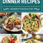 40 Back to School Dinner Recipes   Easy Dinner Recipes   One Pot Meals #pasta #chicken #dinner #backtoschool #dinneratthezoo