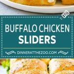 Buffalo Chicken Sliders Recipe | Buffalo Chicken Sandwich | Buffalo Chicken #buffalochicken #sliders #sandwich #appetizer #snack #dinneratthezoo