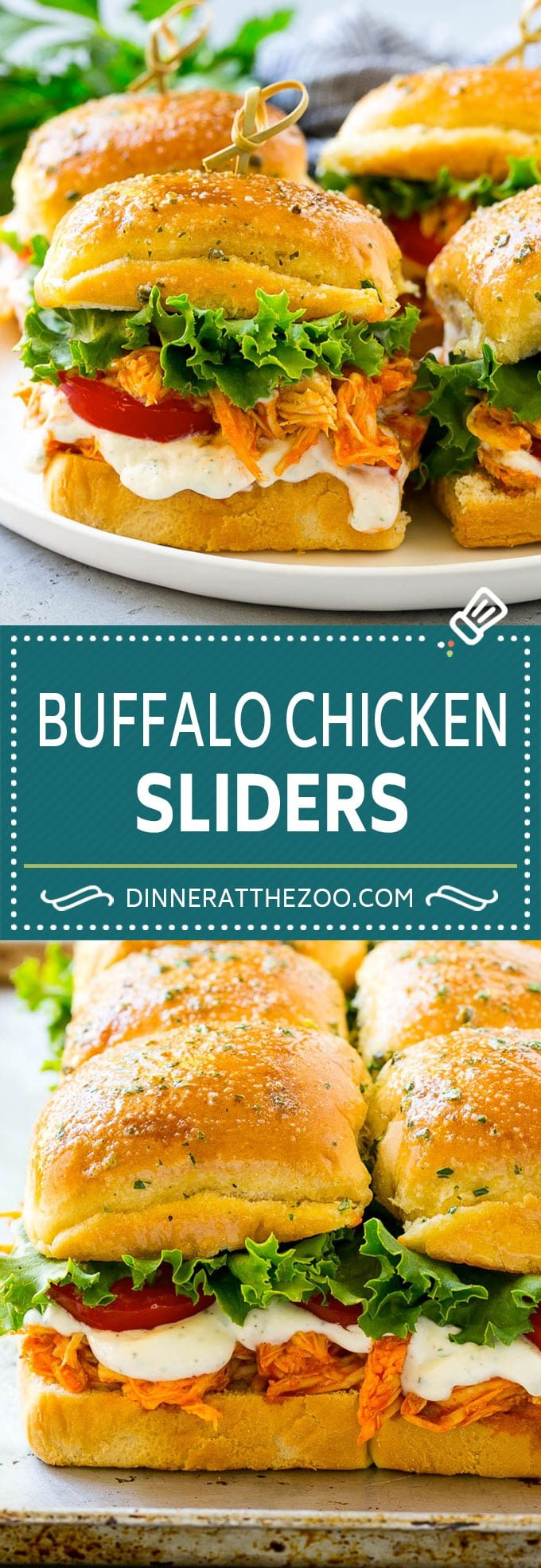 Buffalo Chicken Sliders Recipe   Buffalo Chicken Sandwich   Buffalo Chicken #buffalochicken #sliders #sandwich #appetizer #snack #dinneratthezoo
