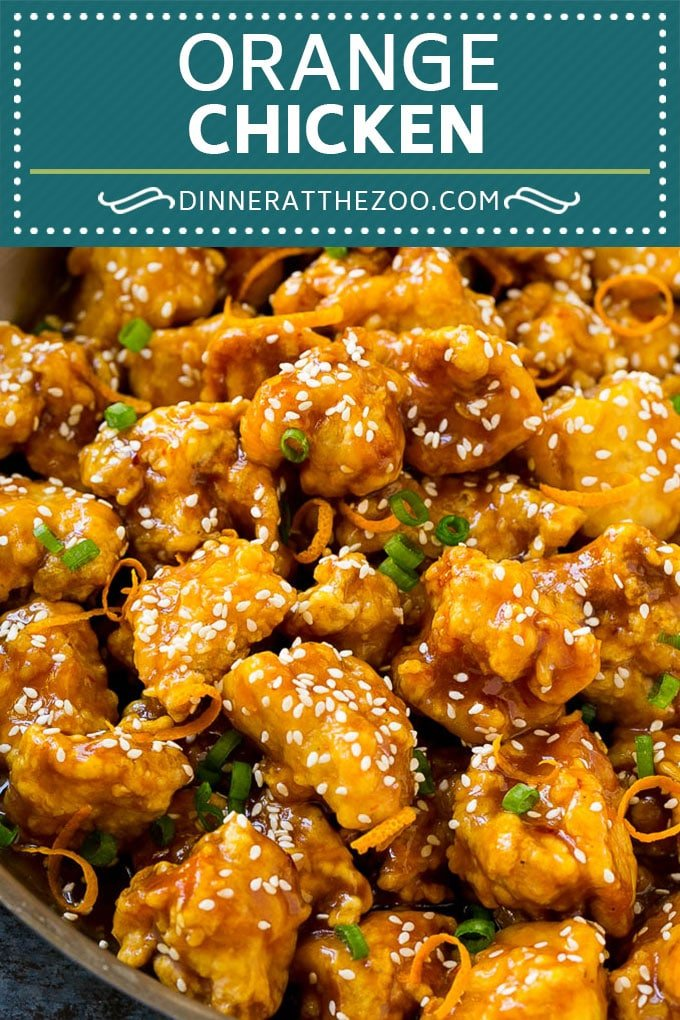 Orange Chicken Recipe | Chinese Orange Chicken | Panda Express Orange Chicken #orange #chicken #takeout #chinesefood #dinner #dinneratthezoo