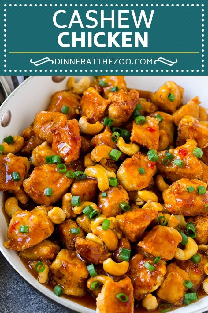 Cashew Chicken Recipe | Cashew Chicken Stir Fry | Chicken Recipe #cashews #chicken #dinner #dinneratthezoo